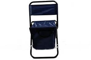 """Стул """"рыбака"""" со спинкой и сумкой"""