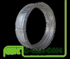Соединитель мягкий канальный осевой C-OZA-COM-035