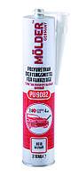 Полиуретановый герметик MOLDER Polyurethan Dichtungsmittel Fur Fahrzeuge белый 310мл. (PU9082)