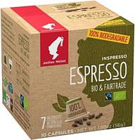 Кофе в капсулах Julius meinl Espresso Bio 10шт