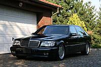 Ветровики, дефлекторы, защита окон для автомобиля Mercedes Benz 140 \ Мерседес 140  (CT248AB70 3M)