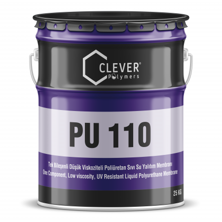 Clever PU Base 110 Эластичное покрытие  (5кг)