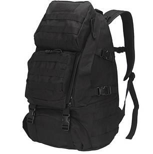 Рюкзак тактичний B35 50 л, чорний