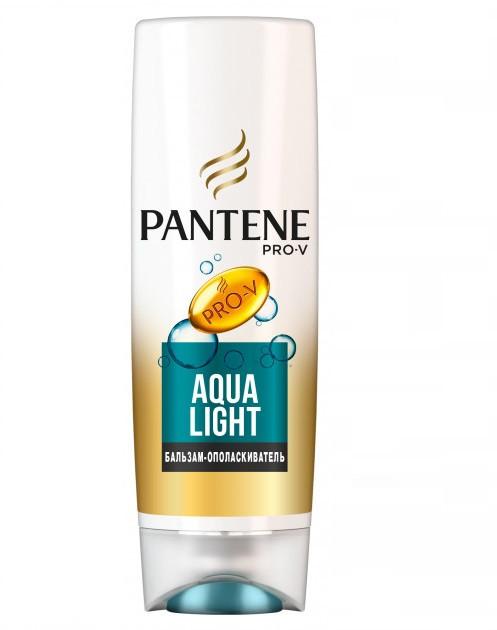 Бальзам Pantene Pro-V Aqua Light 360мл пантин