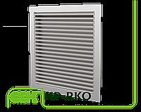 Канальная решетка нерегулируемая квадратная KP-RKO-42-42