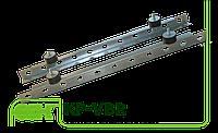 Основание виброизолирующее для квадратной вентиляции KP-VBR