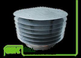 Крышный элемент вентиляции BZL-630 ZS