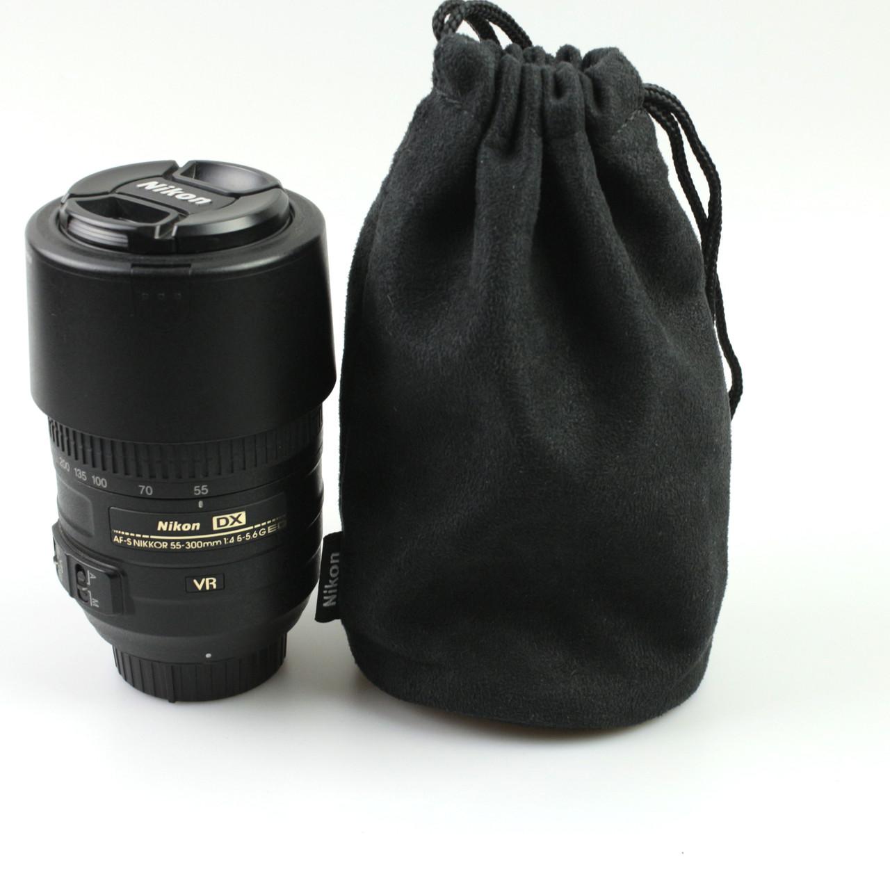 Nikon AF-S 55-300mm F4.5-5.6G ED VR Раскитовка / в магазине