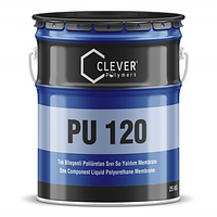 Clever PU Base 120 ПУ покрытие  (5кг), фото 1