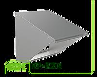 Канальный козырек для защиты вентилятора квадратный KP-KZR-42-42