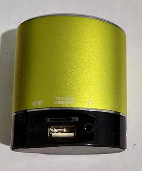 """Портативна колонка (USB/SD/FM) """"KS-306"""", фото 2"""