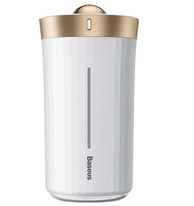 Увлажнитель воздуха портативный BASEUS Whale Car and Home Humidifier, белый