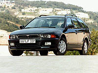 Ветровики, дефлекторы, защита окон для MITSUBISHI Galant VIII Wagon 1996-2003 Legnum \ Митсубиши (23318 / 036)