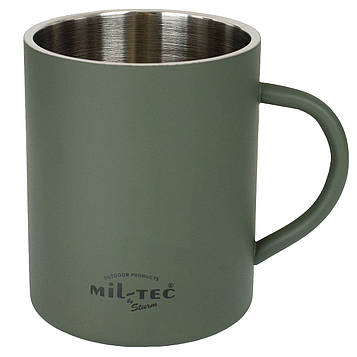 Термокружка Mil-Tec олива