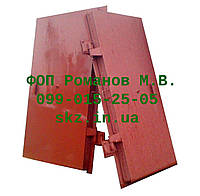 Дверь защитно-герметическая ДУ-III-2 (1200х2000), от производителя
