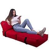 """Бескаркасное кресло """"Раскладушка"""". Разные размеры и раскраски, фото 4"""