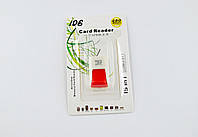 Картридер Card Reader Sertec CR-106 (micro sd)