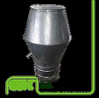 Крышный элемент вентиляции вытяжной EZ