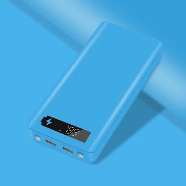 Корпус коробка  BTB Fashion Power Bank 18650х8 Blue