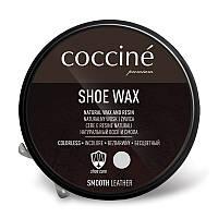Крем-воск для кожи Coccine SHOE WAX 40г Бесцветный