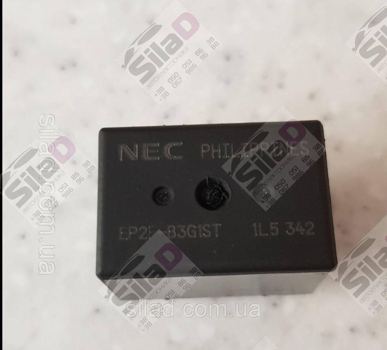 Автомобильное реле EP2F-B3G1ST NEC корпус 10 Pins 12VDC 225Ом 30A