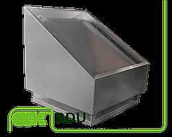 Элемент вентиляции крышный квадратный RDU-500 ZS