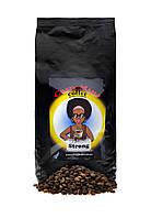 Кофе в зернах Crazy Mama Strong, 1кг