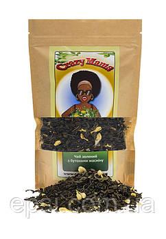 Чай зелёный с жасмином, 100 г