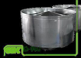Элемент вентиляции крышный круглый D-710 ZS