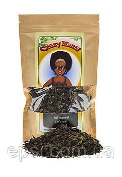 Чай чёрный с мятой, 100 г