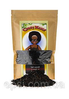 Чай чёрный с барбарисом, 100 г