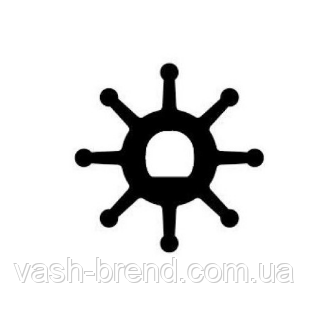 Крыльчатка Quicksilver Для MerCruiser BRAVO