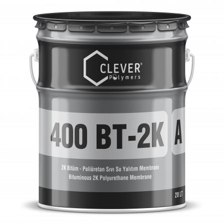 Clever 400 BT  Высокоэластичная гидроизоляция (15кг)