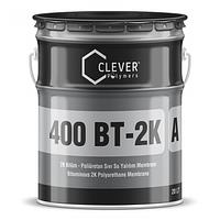 Clever 400 BT  Высокоэластичная гидроизоляция (15кг), фото 1