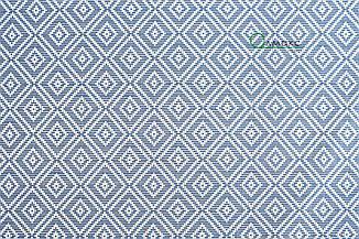 Салфетка виниловая под столовые приборы с узором ромбы  30см*45см, серветка сервірувальна, фото 2