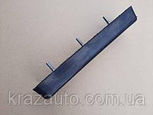 Амортизатор платформы КАМАЗ (подушка) прямоугольная на 3 шпильки 5511-8601144