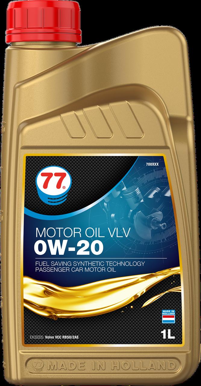 MOTOR OIL VLV 0W-20 (кан. 1л)  VCC RBS0/2AE