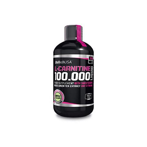 Л карнитин BioTech L-Carnitine 100000 500 ml