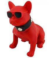 Портативна бездротова Bluetooth колонка CoolDog CH-M12 Red