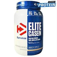Протеин казеиновый Dymatize Elite Casein 990 g