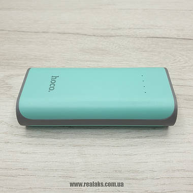 PowerBank Hoco 5200mA B21 (Green), фото 3