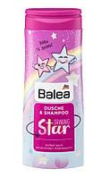 Balea детский шампунь-гель для душа Star 300мл