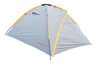 Палатка универсальная двухслойная Treker MAT-134 трехместная+1, фото 1