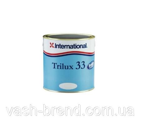 Краска необрастающая Trilux33, черная 2,5л