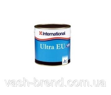 Краска необрастающая UltraEU, синяя 0,75л