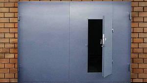 Гаражные ворота 3х2