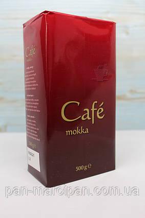 Кава мелена Cafe Mokka 500гр (червона)