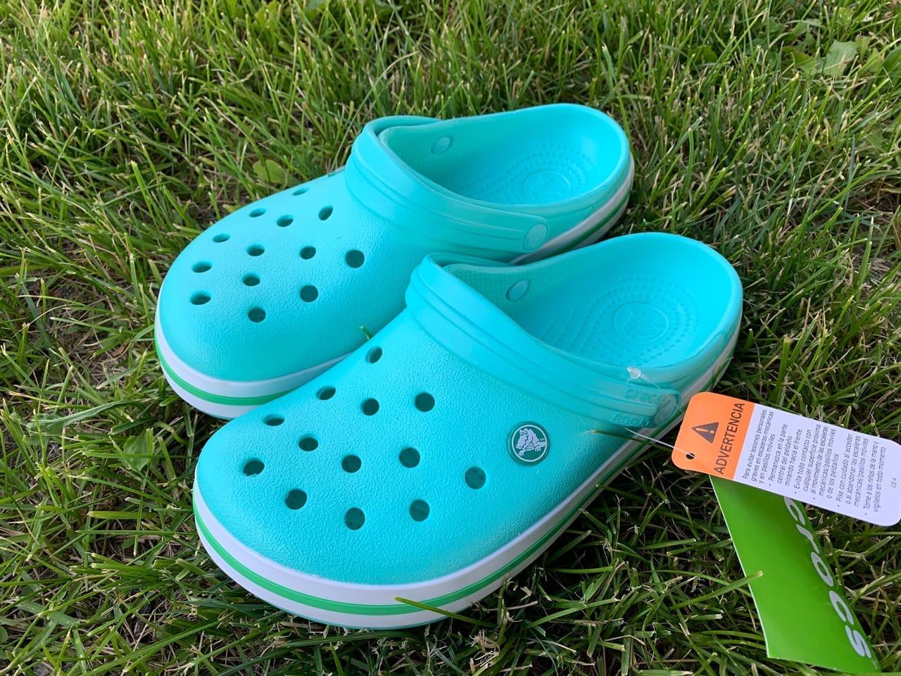 Кроксы женские Crocs. Летние сабо, сандали.