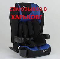 Детское универсальное автокресло JOY, группа 1/2/3, от 9-36 кг, система ISOFIX, 88163