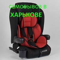 Детское универсальное автокресло JOY, группа 1/2/3, от 9-36 кг, система ISOFIX, 88165